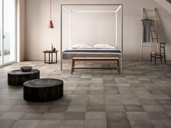 Pavimento/rivestimento in gres porcellanato EPOQUE BETON - Effetto Cemento