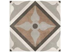Rivestimento in gres porcellanato effetto cementineEPOQUE   Marmetta mix Quarzo - ARMONIE CERAMICHE