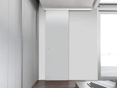 Porta scorrevole in vetroEPSILON | Porta scorrevole - COCIF