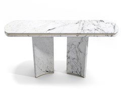 Consolle rettangolare in marmoERCOLE | Consolle - CAPITAL COLLECTION IS A BRAND OF ATMOSPHERA