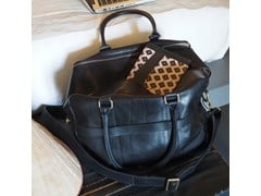 Borsa in pelle ERNEST NOIR - ELISABETH LEROY COLLECTIONS