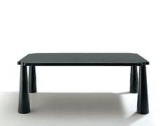 Tavolo rettangolare in marmoEROS | Tavolo rettangolare - AGAPECASA