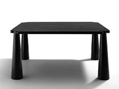 Tavolo quadrato in marmoEROS | Tavolo quadrato - AGAPECASA