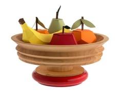 Portafrutta / centrotavola in tiglioES14 | Centrotavola - ALESSI