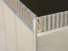 Profilo paraspigolo in alluminioESA - GENESIS