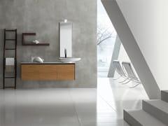 Sistema bagno componibileESCAPE - COMPOSIZIONE 21 - ARCOM