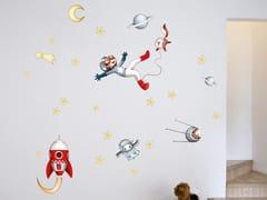 Adesivo da parete per bambiniESPACE 3 - ACTE DECO