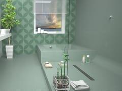 OMP, ESSEFLOW Scarico per doccia in acciaio inox