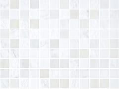 Mosaico in vetro per interni ed esterniESSENCE CARRARA - ONIX CERÁMICA