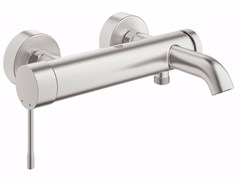 Miscelatore per vasca a muro con deviatore ESSENCE NEW | Miscelatore per vasca a muro - Essence New