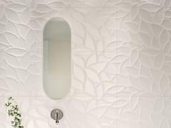 Rivestimento tridimensionale in ceramicaESSENZIALE | Struttura 3D Flora - MARAZZI GROUP