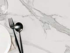 Arklam, ESTATUARIO Rivestimento per mobili in ceramica sinterizzata effetto marmo