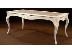 Tavolo laccato in legno massello ESTER | Tavolo rettangolare - Ester