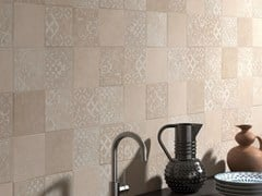 Mosaico antibatterico in gres porcellanatoEterna | Decoro 3D History - CERAMICHE RAGNO