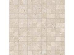 Mosaico antibatterico antibatterico in gres porcellanatoEterna | Mosaico Arena - CERAMICHE RAGNO