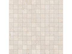 Mosaico antibatterico antibatterico in gres porcellanatoEterna | Mosaico Blanco - CERAMICHE RAGNO