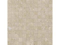 Mosaico antibatterico antibatterico in gres porcellanatoEterna | Mosaico Greige - CERAMICHE RAGNO