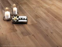 Pavimento in gres porcellanato effetto legno ETIC | Pavimento in gres porcellanato - Etic