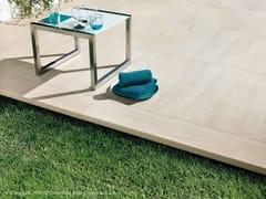 Pavimento per esterni in gres porcellanato effetto legno ETIC | Pavimento per esterni in gres porcellanato - Etic
