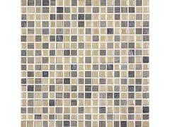 Mosaico in vetroETNOCHIC | Avorio-Grigio - ARMONIE CERAMICHE