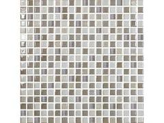 Mosaico in vetroETNOCHIC | Avorio-Tortora - ARMONIE CERAMICHE