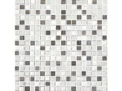 Mosaico in vetroETNOCHIC | Bianco-Grigio - ARMONIE CERAMICHE