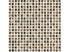 Mosaico in vetroETNOCHIC | Bronzo-Avorio - ARMONIE CERAMICHE