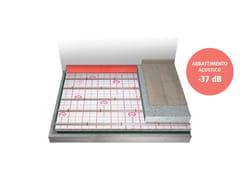 Pannello radiante a pavimento in EPS con grafiteEUROPLUS-SILENTIUM - EUROTHERM