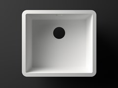 Lavello filo top in Solid SurfaceEUSNK58 | Lavello - ARISTECH SURFACES