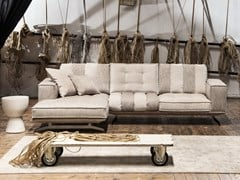 EVERGREEN | Divano con chaise longue