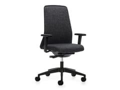 Sedia ufficio operativa ergonomica girevole EVERY IS1 176E -