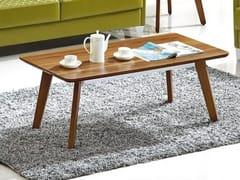Tavolino da caffè rettangolare in legnoEVOLUTIO | Tavolino rettangolare - ARREDIORG