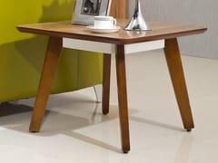 Tavolino da caffè quadrato in legnoEVOLUTIO | Tavolino quadrato - ARREDIORG