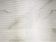 Mosaico in gres porcellanatoEVOLUTIONMARBLE WALL | Stripe Cal. Oro - MARAZZI GROUP