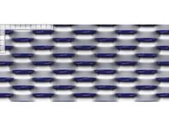 Rete stirata per rivestimento di facciataEXA 16 - ITALFIM