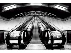 Stampa fotograficaEXCHANGE PLACE STATION - ARTPHOTOLIMITED