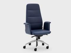Poltrona ufficio direzionale in tessuto con schienale altoSTAR | Poltrona ufficio direzionale - VIGANÒ & C.