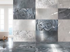 Pavimento/rivestimento in gres porcellanato per interniEXPLORA OMNIA - CERAMICHE BRENNERO