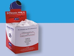 Biemme, EXPOBOX ROSSO/PPM 6 mm Fibre di rinforzo in polipropilene