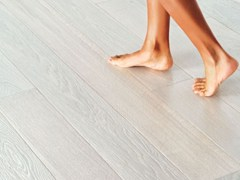 Parquet in rovere EXTRARESISTENT ROVERE NEVE - EXTRARESISTENT