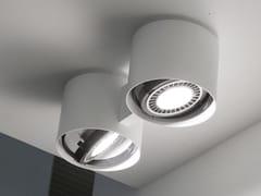 Lampada da soffitto a luce diretta alogena EYE 2 - Eye