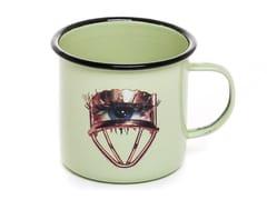 Mug in metallo smaltatoEYE | Mug - SELETTI
