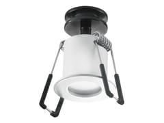 FARETTO A LED IN OTTONE DA INCASSOEYES 2.T - L&L LUCE&LIGHT