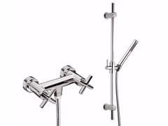 Gruppo doccia esterno con saliscendi e doccia G3 - F7607WS - G3