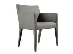 Sedia in tessuto con braccioli OSLO | Sedia in tessuto - Oslo