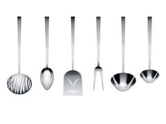 Set utensili da cucina in acciaio inoxFAITOO - ALESSI