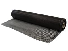 FASSA, FASSANET BASALT&STEEL 200 Rete alalcali-resistente in fibra di basalto e acciaio inox