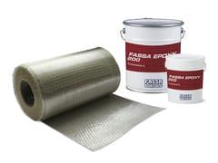 Sistema di rinforzo strutturale FRP in fibra di vetro FASSATEX GLASS SYSTEM - Sistemi FRP e prodotti complementari