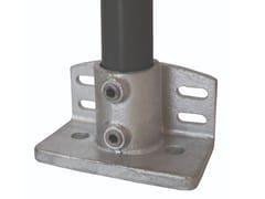 Flangia di base con pedana integrataFASTCLAMP C18 - ARTSTEEL