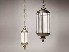 Lampada a sospensione a LED in metallo e vetroFATA MORGANA | Lampada a sospensione - ITALAMP